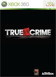 Box cover for True Crime on the Microsoft Xbox 360.