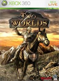 Box cover for Two Worlds on the Microsoft Xbox 360.