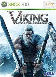Box cover for Viking on the Microsoft Xbox 360.