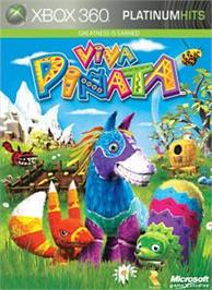 Box cover for Viva Piñata on the Microsoft Xbox 360.