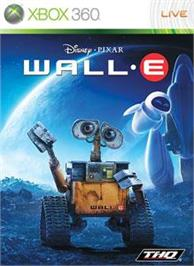 Box cover for WALLE on the Microsoft Xbox 360.