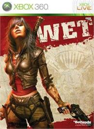 Box cover for WET on the Microsoft Xbox 360.