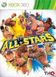 Box cover for WWE® All Stars on the Microsoft Xbox 360.