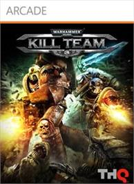 Box cover for Warhammer® 40,000®: Kill Team on the Microsoft Xbox 360.