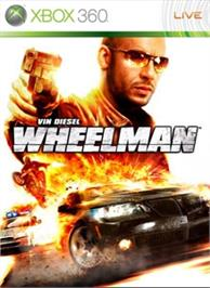Box cover for Wheelman on the Microsoft Xbox 360.