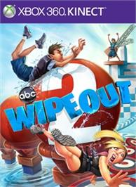 Box cover for Wipeout 2 on the Microsoft Xbox 360.