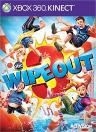Box cover for Wipeout 3 on the Microsoft Xbox 360.