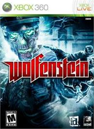 Box cover for Wolfenstein on the Microsoft Xbox 360.