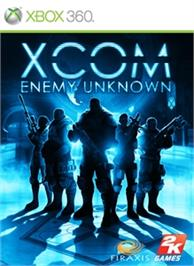 Box cover for XCOM®: Enemy Unknown on the Microsoft Xbox 360.