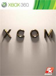 Box cover for XCOM on the Microsoft Xbox 360.