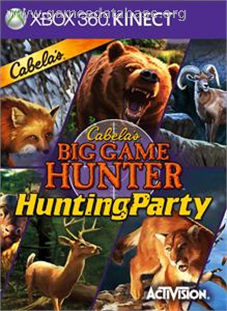 Hunting Games For Xbox 360 : Cabela s hunting party microsoft xbox games database