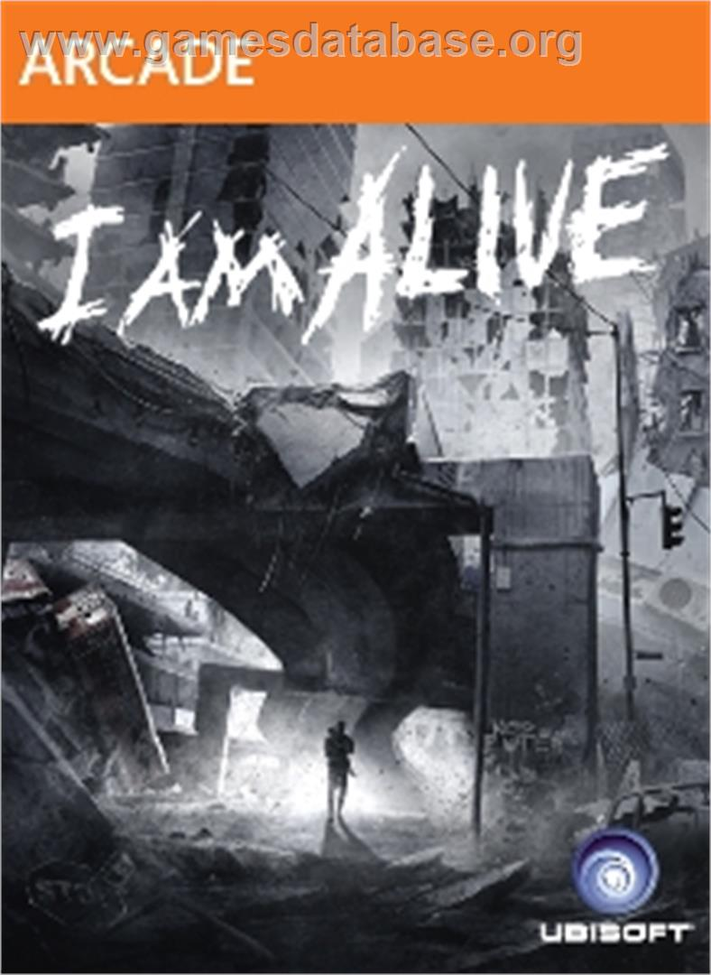 I Am Alive - Microsoft Xbox 360 - Artwork - Box