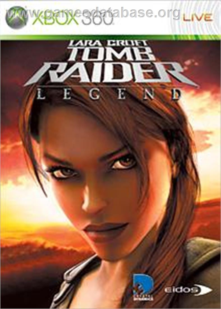 Tomb Raider Legend - Microsoft Xbox 360