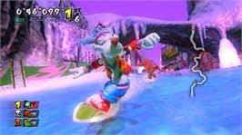 In game image of ADRENALIN MISFITS on the Microsoft Xbox 360.