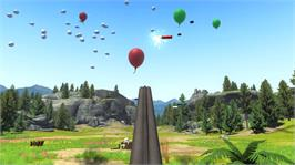 In game image of Adventure Camp on the Microsoft Xbox 360.
