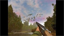 In game image of Alaskan Adventures on the Microsoft Xbox 360.