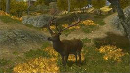 In game image of Big Game Hunter on the Microsoft Xbox 360.