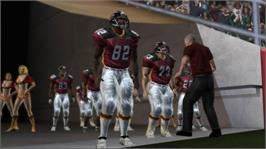 In game image of Blitz: The League on the Microsoft Xbox 360.