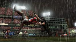 In game image of Blitz: The League II on the Microsoft Xbox 360.