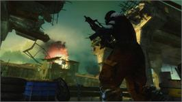In game image of Bodycount on the Microsoft Xbox 360.