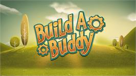 In game image of Build A Buddy on the Microsoft Xbox 360.