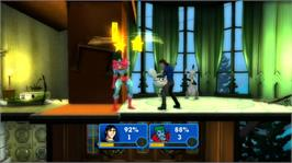 In game image of CN: PTEXL on the Microsoft Xbox 360.