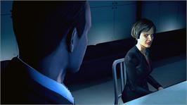 In game image of CSI: Fatal Conspiracy on the Microsoft Xbox 360.