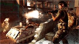 In game image of Call of Duty®: Black Ops on the Microsoft Xbox 360.