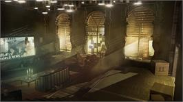 In game image of DEUS EX: HUMAN REVOLUTION on the Microsoft Xbox 360.