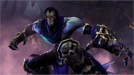In game image of Darksiders II on the Microsoft Xbox 360.