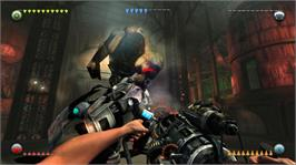 In game image of Dreamkiller on the Microsoft Xbox 360.