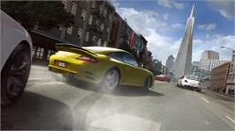 In game image of Driver San Francisco on the Microsoft Xbox 360.