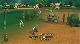 In game image of Eternal Sonata on the Microsoft Xbox 360.