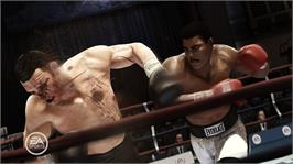 In game image of FIGHT NIGHT CHAMPION on the Microsoft Xbox 360.