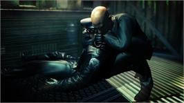In game image of Hitman: Absolution on the Microsoft Xbox 360.