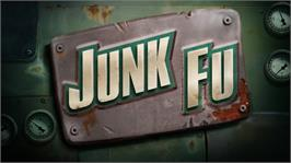 In game image of Junk Fu on the Microsoft Xbox 360.