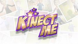 In game image of Kinect Me on the Microsoft Xbox 360.
