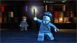 In game image of LEGO® Harry Potter on the Microsoft Xbox 360.