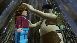 In game image of LEGO® Harry Potter 2 on the Microsoft Xbox 360.
