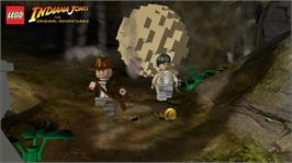 In game image of LEGO® Indiana Jones on the Microsoft Xbox 360.