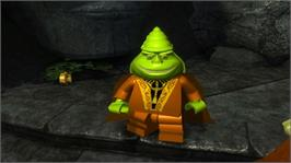 In game image of LEGO Star Wars: TCS on the Microsoft Xbox 360.