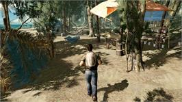 In game image of Lost Via Domus on the Microsoft Xbox 360.