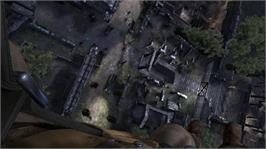 In game image of MOH Airborne on the Microsoft Xbox 360.