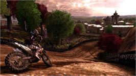 In game image of MUD on the Microsoft Xbox 360.