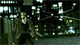 In game image of NINJA BLADE on the Microsoft Xbox 360.