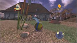In game image of Ratatouille on the Microsoft Xbox 360.