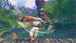 In game image of STREET FIGHTER IV on the Microsoft Xbox 360.