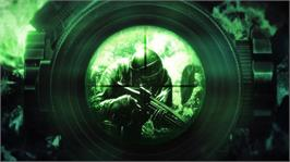 In game image of Sniper Ghost Warrior 2 on the Microsoft Xbox 360.