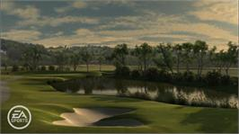 In game image of TigerWoodsPGATOUR® 11 on the Microsoft Xbox 360.