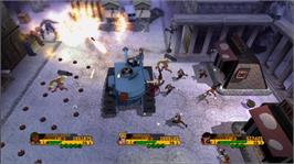 In game image of WOTB: Commando 3 on the Microsoft Xbox 360.